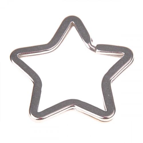 Schlüsselring Stern