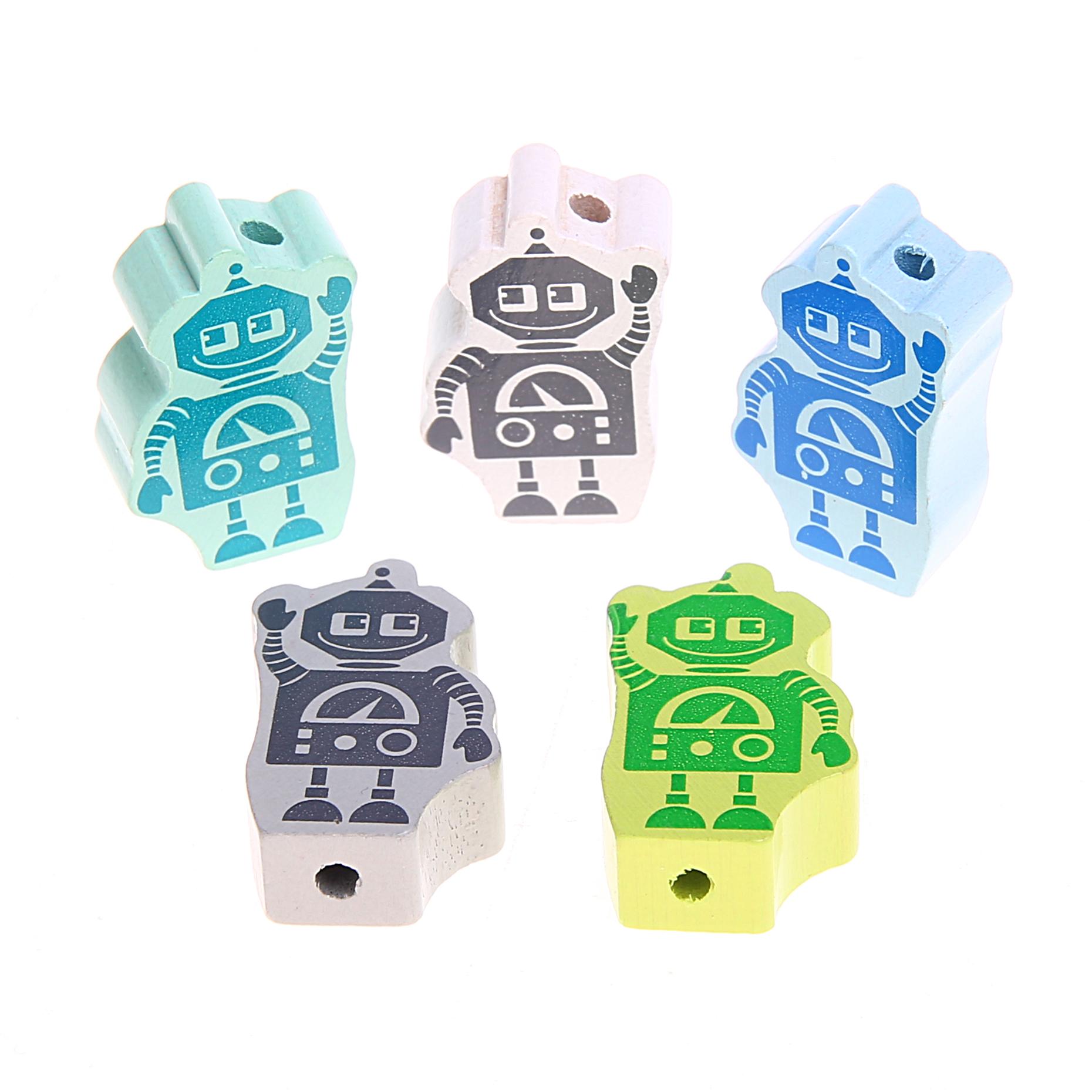 Motivperle Roboter