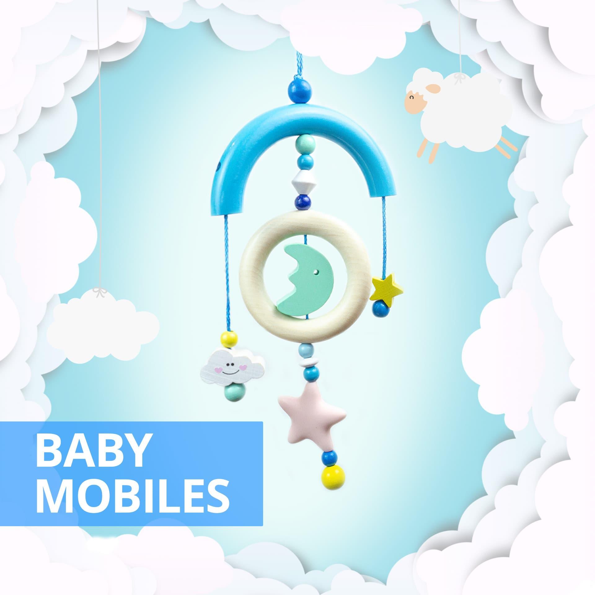 Baby-Mobile Bastelset