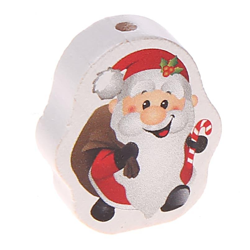 Motivperle Weihnachtsmann