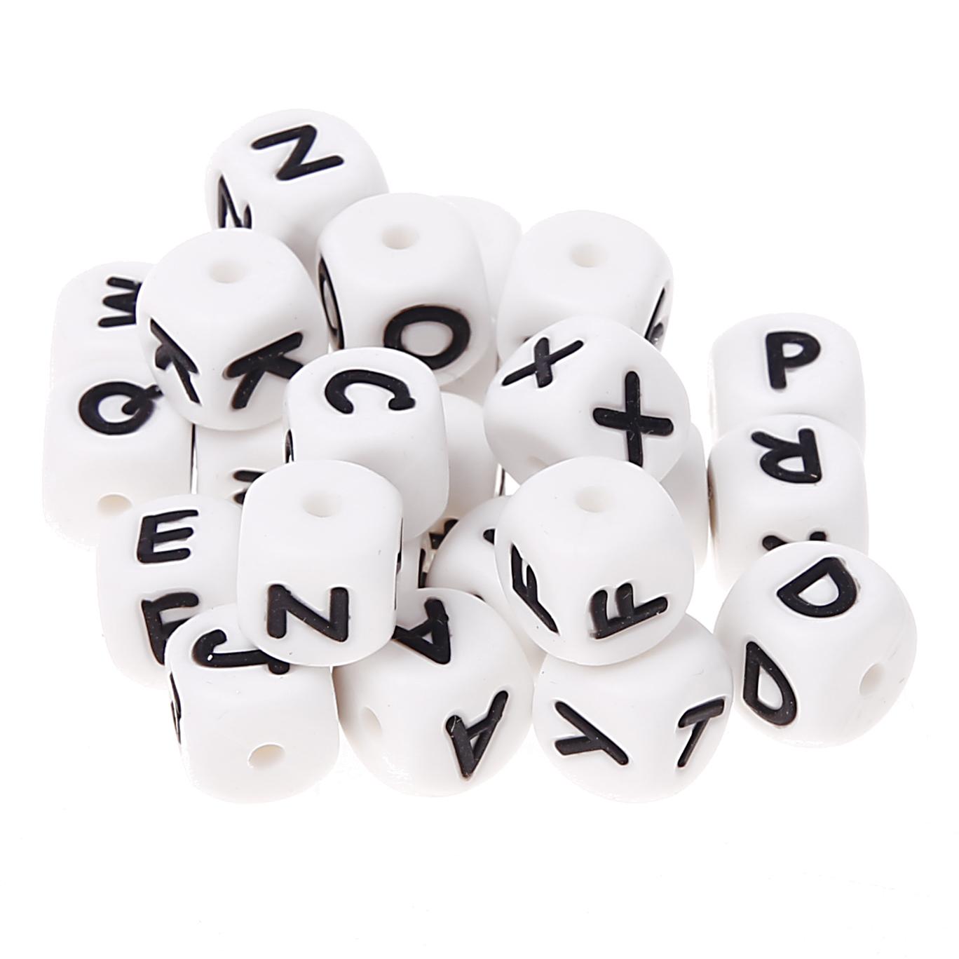 Silikonbuchstaben 10mm