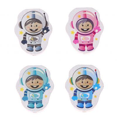Motivperle Astronaut