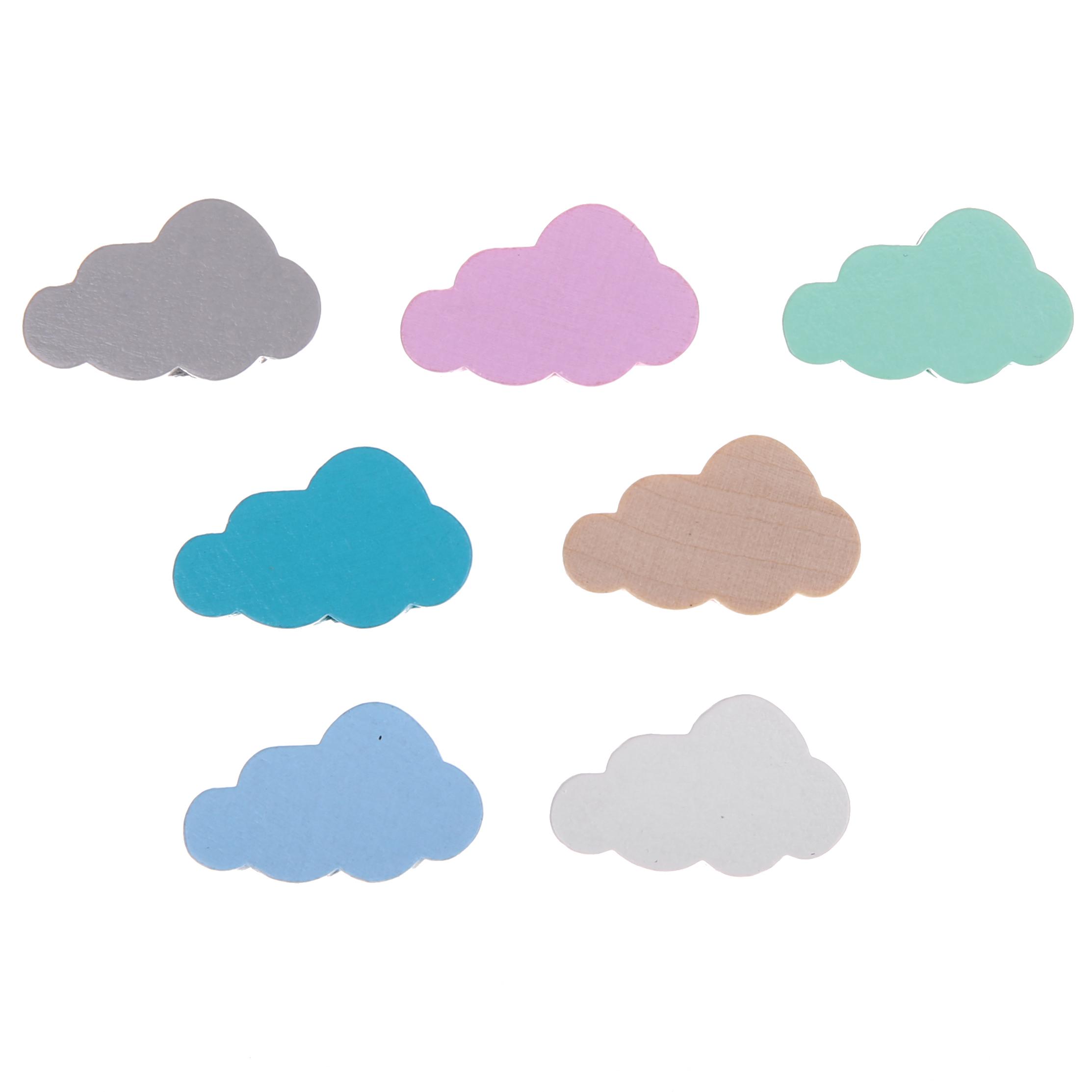 Motivperle Wolke