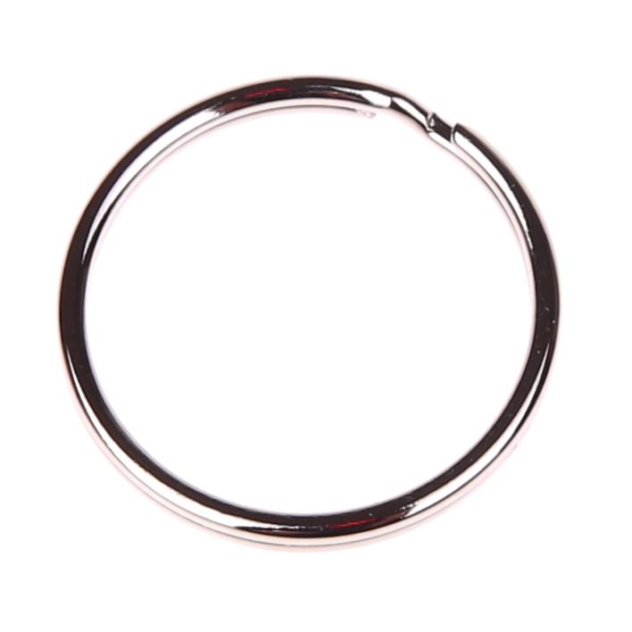 Schlüsselring Stahl gehärtet 25 mm