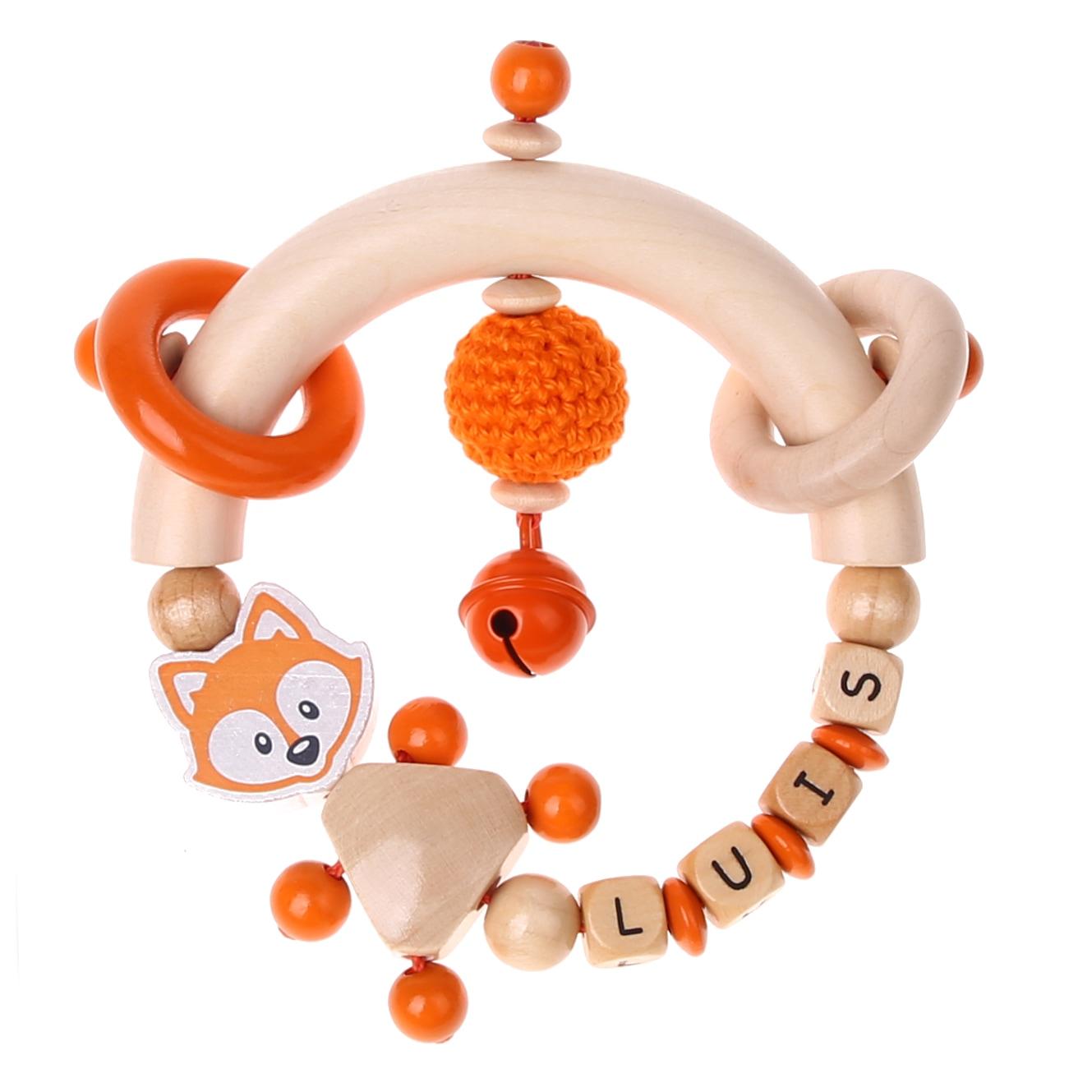 Bastelset Greifling Fuchs Mandarin