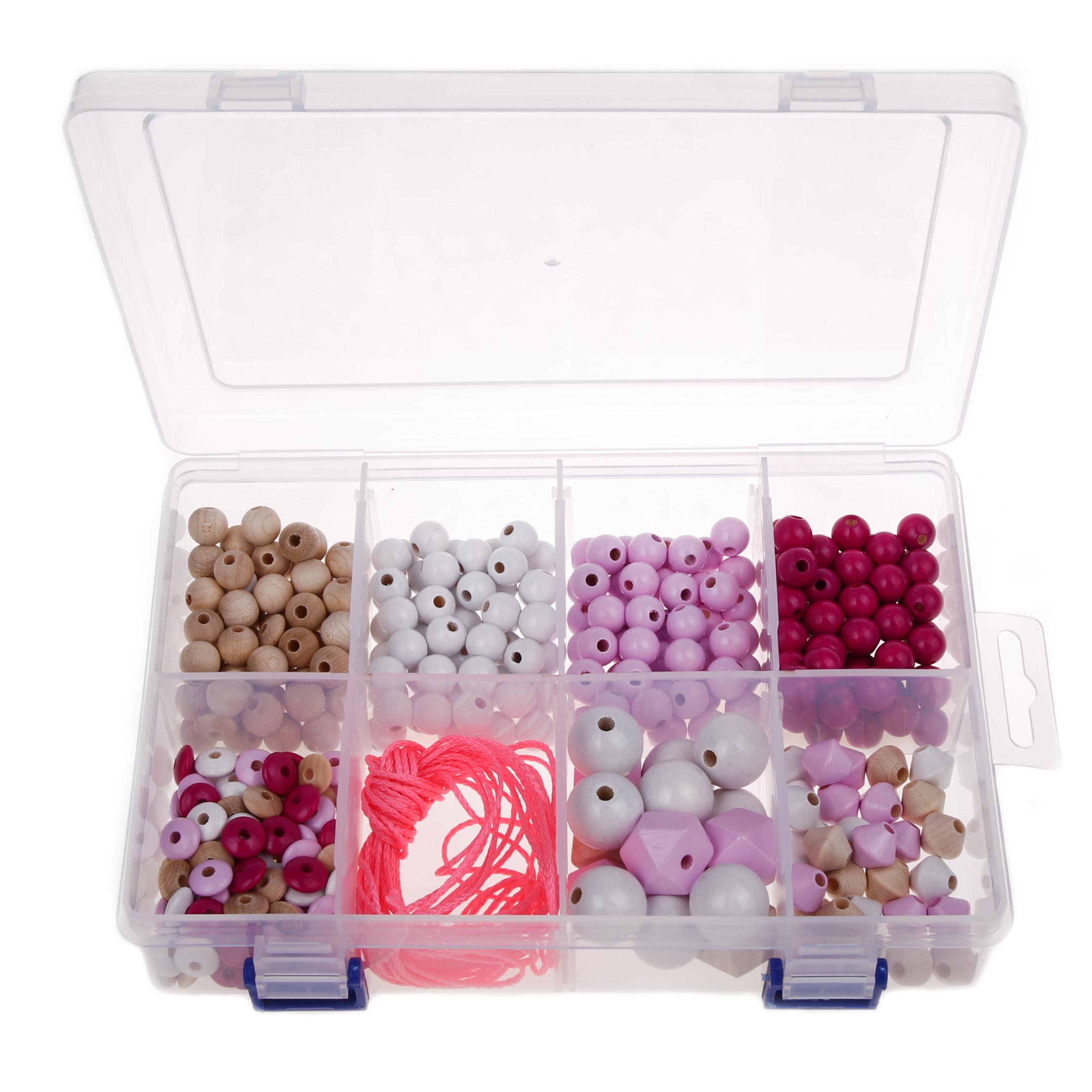 Perlenbox Rosatöne
