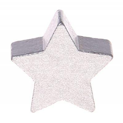 Motivperle Stern mini 'silber' 1216 auf Lager