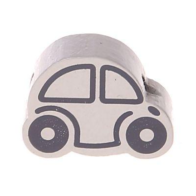 Motivperle Auto Mini 'hellgrau' 722 auf Lager