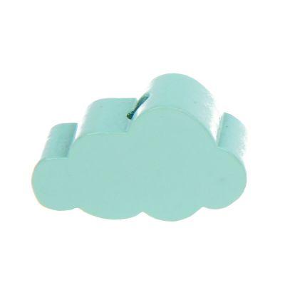 Motivperle Wolke 'mint' 314 auf Lager