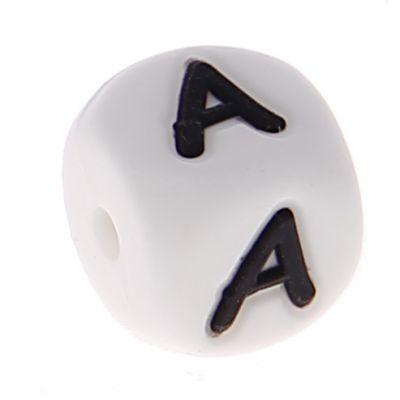 Silikonbuchstaben 10mm 'A' 365 auf Lager