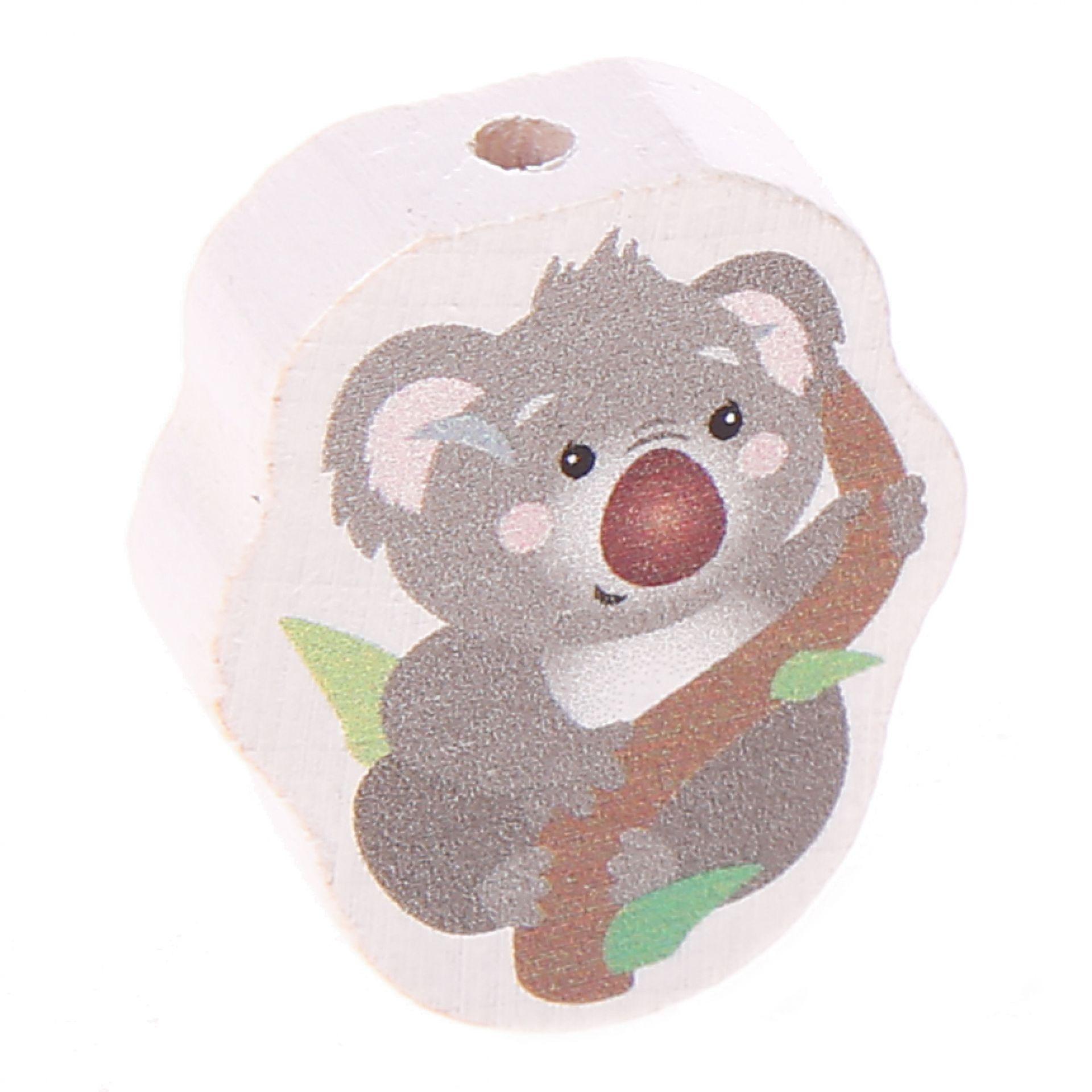 Motivperle Koala 'hellgrau' 0 auf Lager