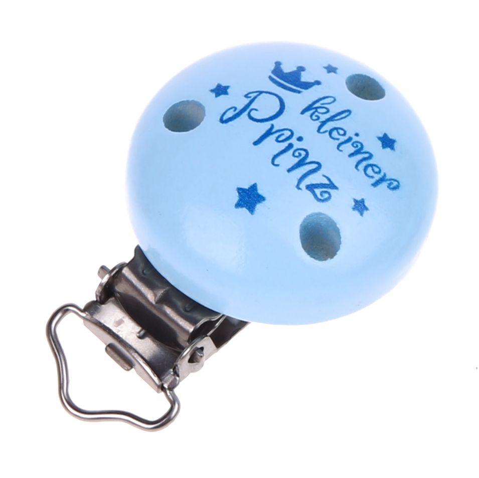 Motivclip Kleiner Prinz 'babyblau' 116 auf Lager