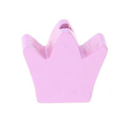 Motivperle Frästeil Krone 'rosa' 0 auf Lager