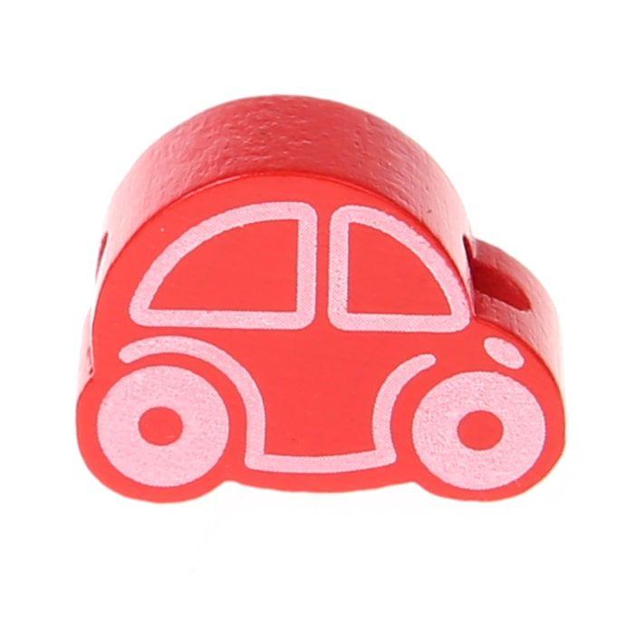 Motivperle Auto Mini 'rot' 203 auf Lager