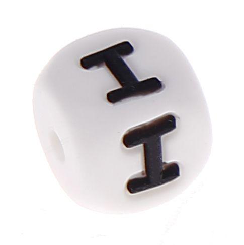 Silikonbuchstaben 10mm 'I' 213 auf Lager