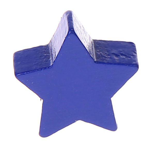 Motivperle Stern mini 'dunkelblau' 2920 auf Lager
