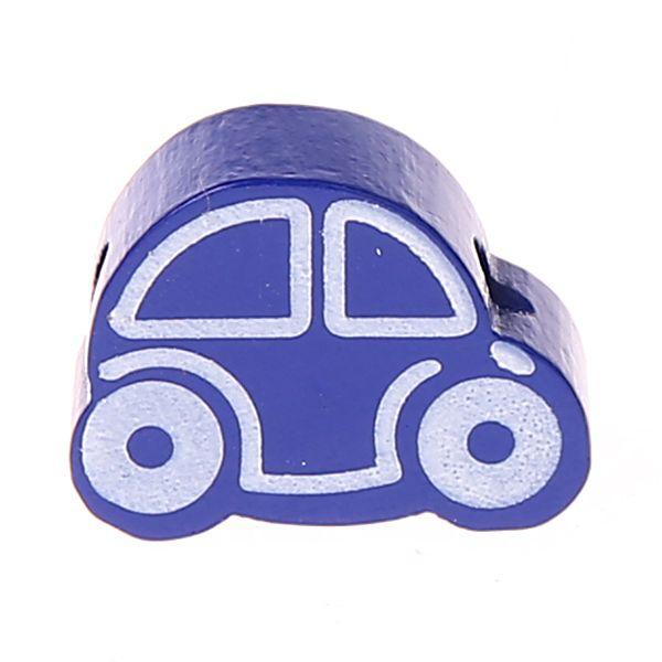 Motivperle Auto Mini 'dunkelblau' 0 auf Lager