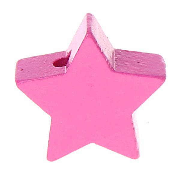 Motivperle Stern mini 'pink' 649 auf Lager