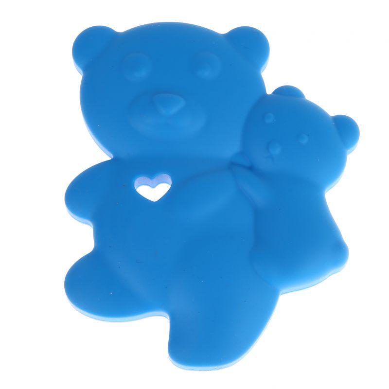 Beißring Bärchen 'skyblau' 0 auf Lager