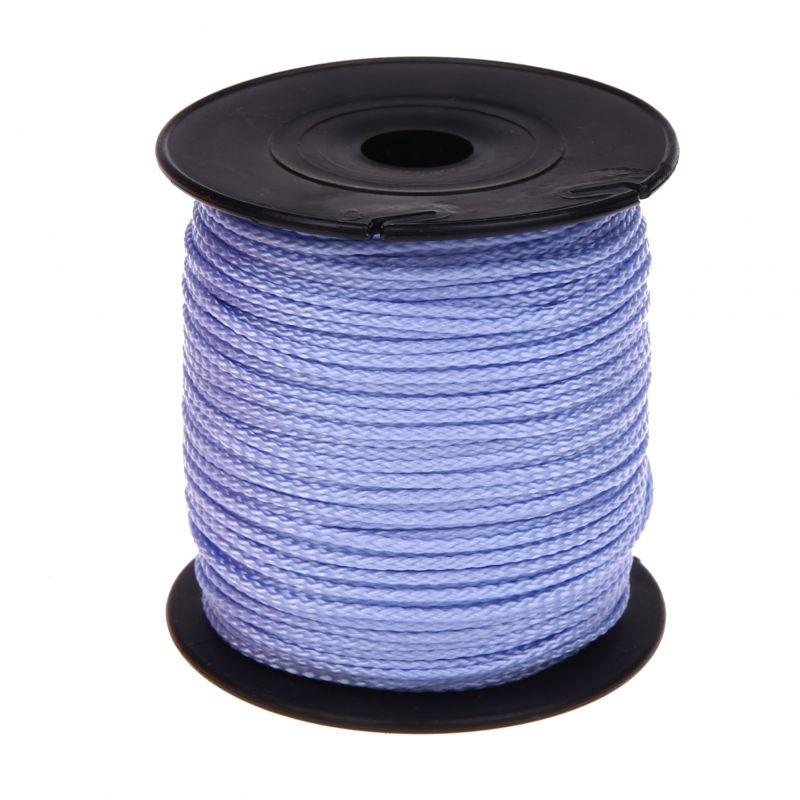 Polyester-Faden Ø 1,5mm • 1 Meter 'babyblau' 330 auf Lager