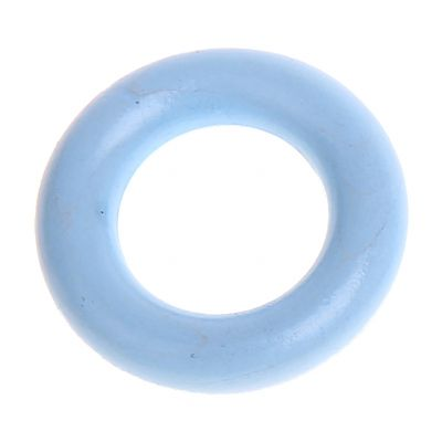 Holzring / Greifling mini 'babyblau' 2584 auf Lager