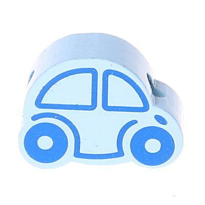 Motivperle Auto Mini 'babyblau' 528 auf Lager