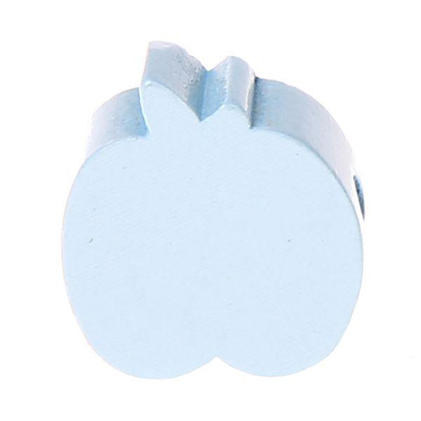 Motivperle Apfel 'babyblau' 521 auf Lager