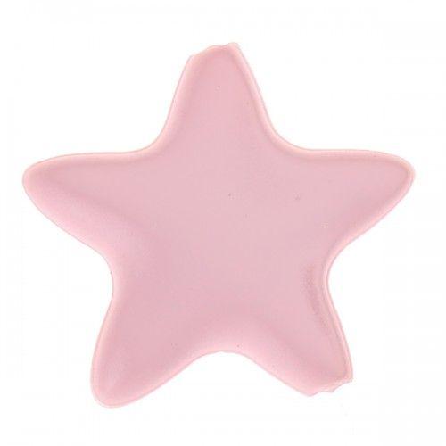 Silikonmotiv Stern 'rosa' 17 auf Lager