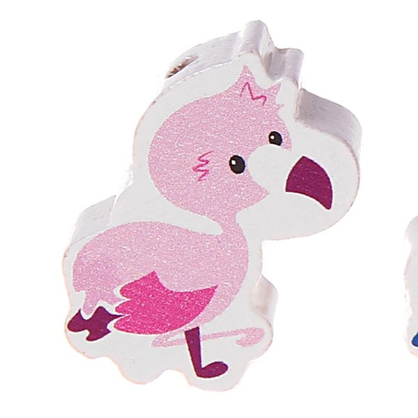 Motivperle Flamingo 'rosa' 115 auf Lager