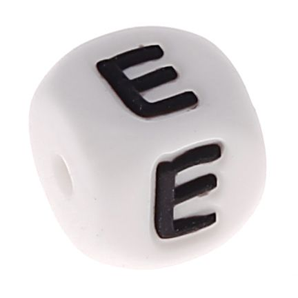 Silikonbuchstaben 10mm 'E' 197 auf Lager