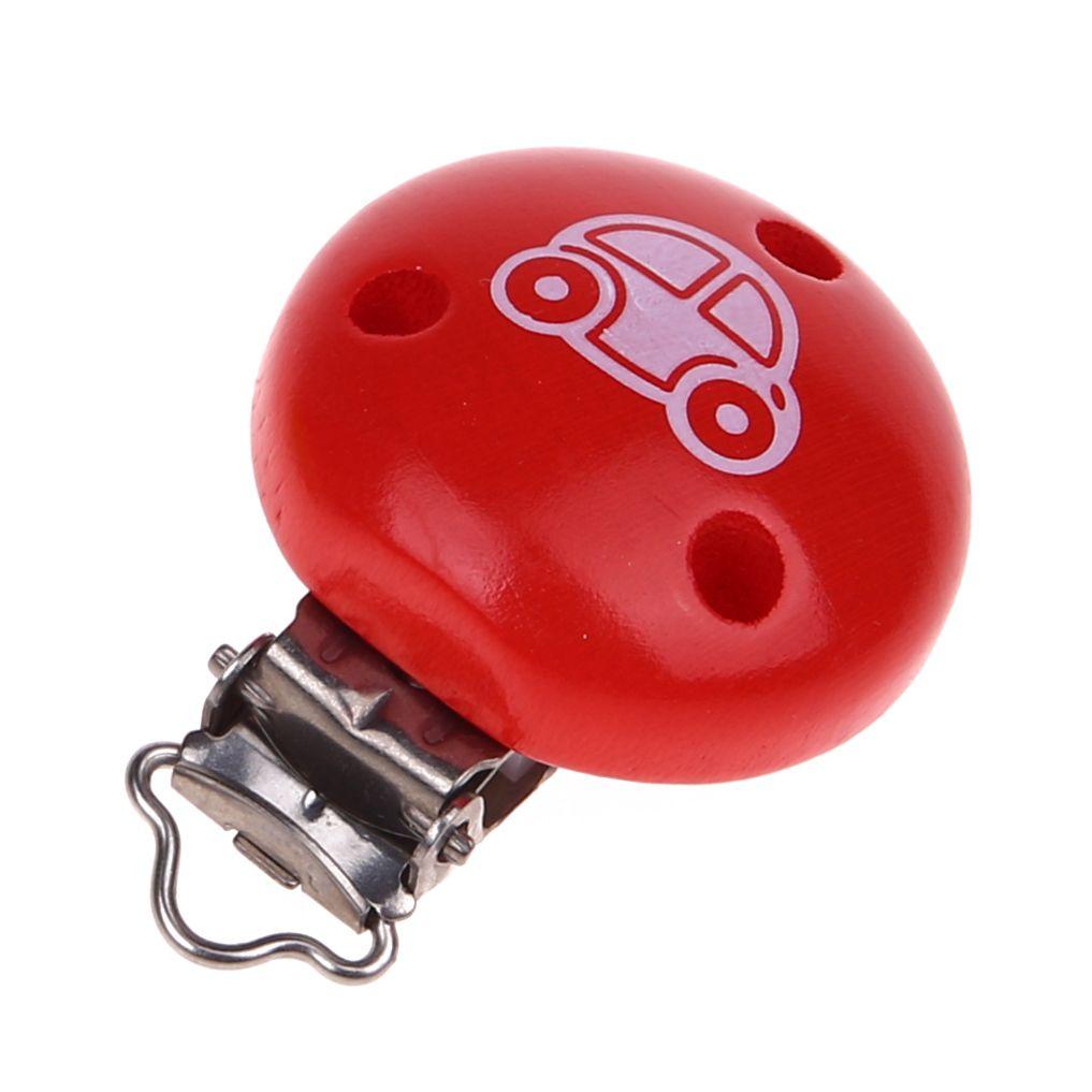 Motivclip Auto 'rot' 654 auf Lager