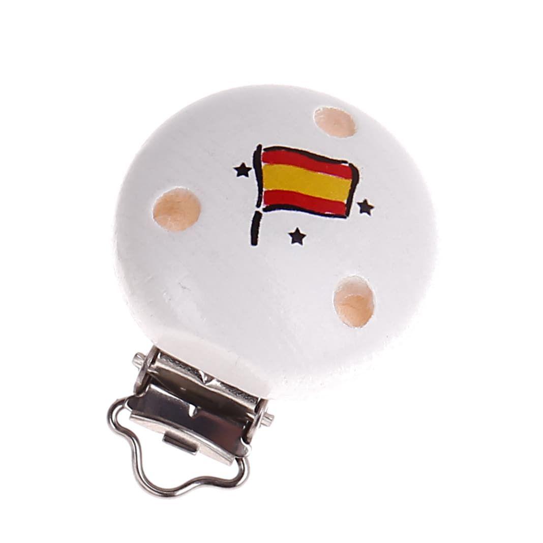 Motivclip Flagge 'Spanien' 21 auf Lager