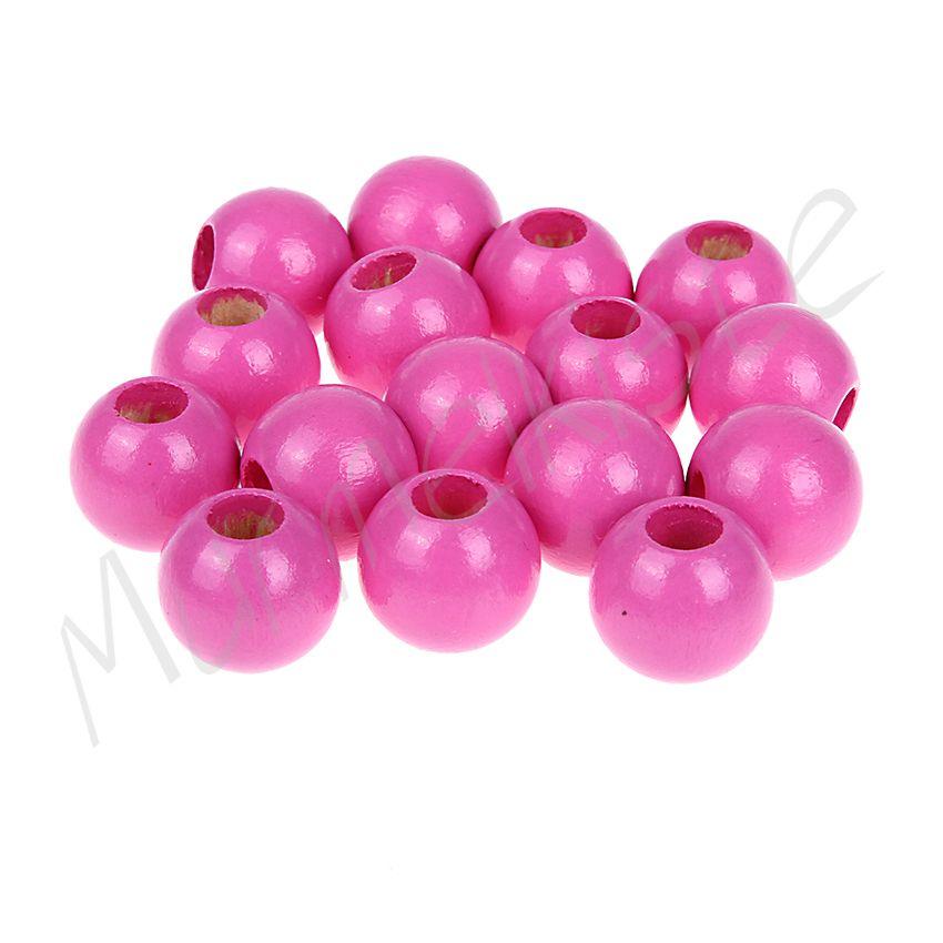 Sicherheitsperlen 12mm • 25 Stück 'pink' 142 auf Lager