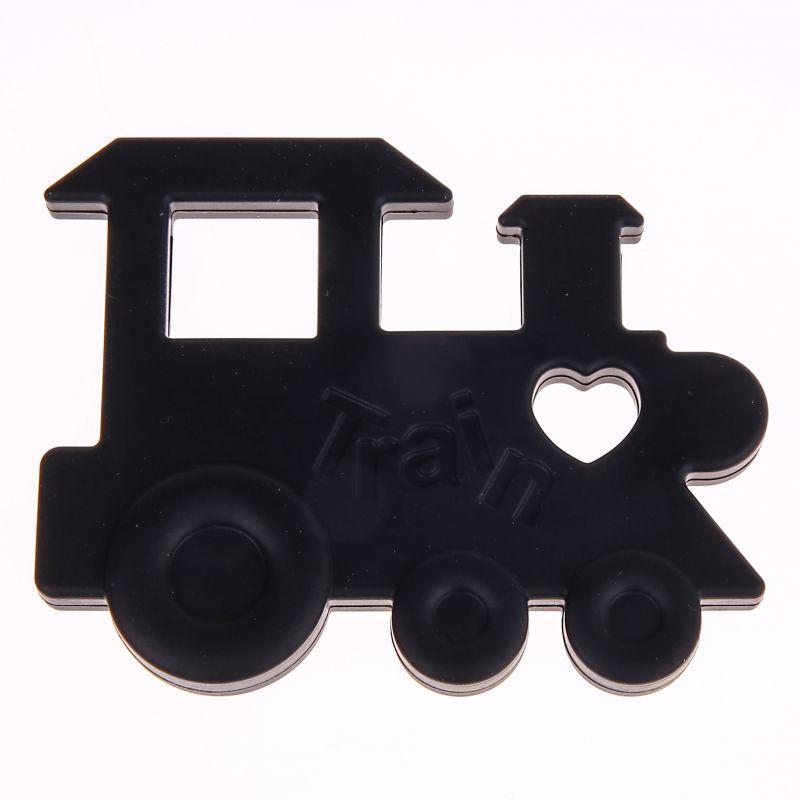 Beißring Lokomotive 'schwarz' 0 auf Lager