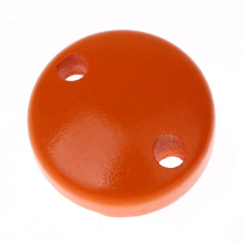 Schnullerclip mini / Holzclip Ø30mm 'mandarin' 245 auf Lager