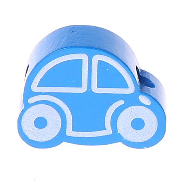 Motivperle Auto Mini 'mittelblau' 0 auf Lager