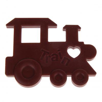 Beißring Lokomotive 'braun' 0 auf Lager