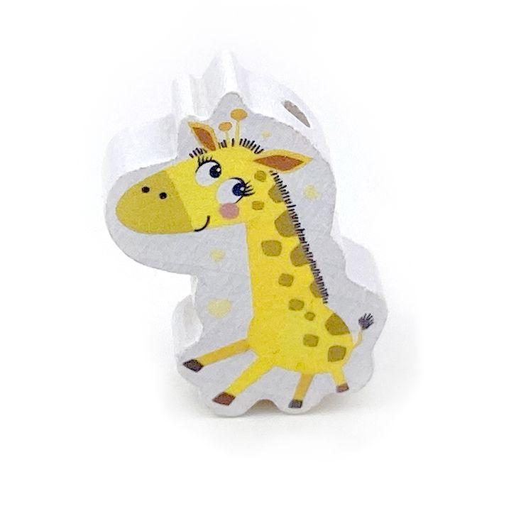 Motivperle Giraffe 'Giraffe' 9 auf Lager