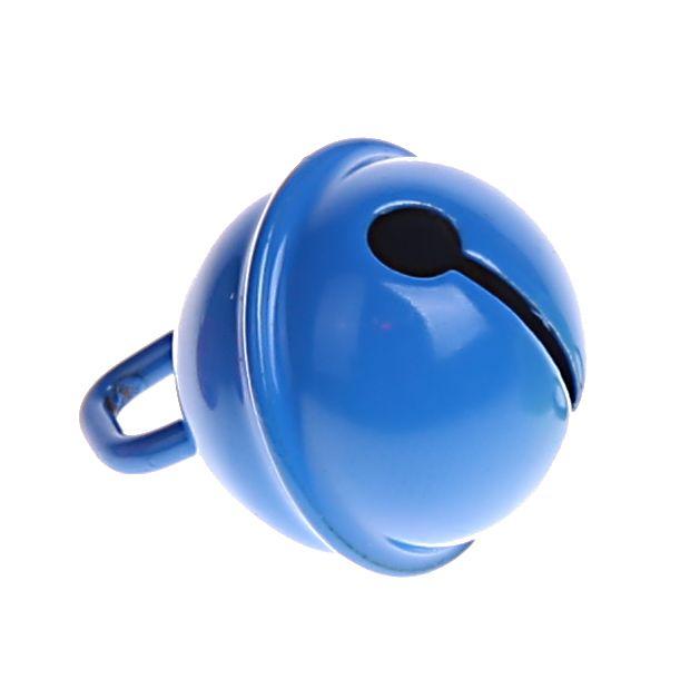 Glöckchen / Schelle 'blau' 0 auf Lager