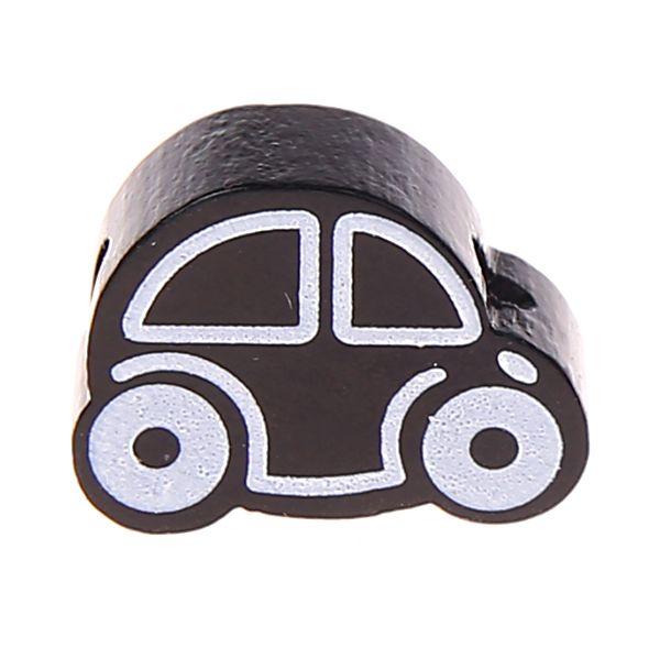 Motivperle Auto Mini 'schwarz' 562 auf Lager