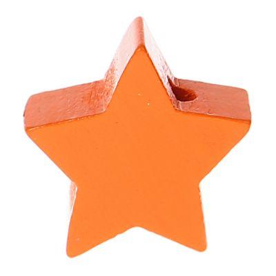 Motivperle Stern mini 'mandarin' 533 auf Lager