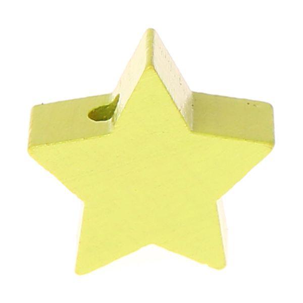 Motivperle Stern mini 'lemon' 848 auf Lager