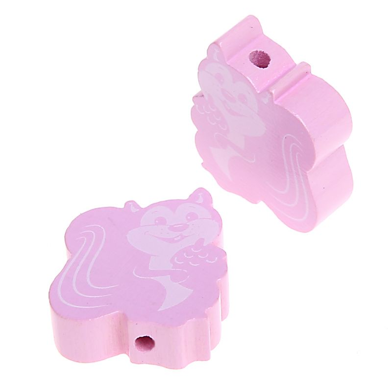 Motivperle Eichhörnchen 'rosa' 786 auf Lager