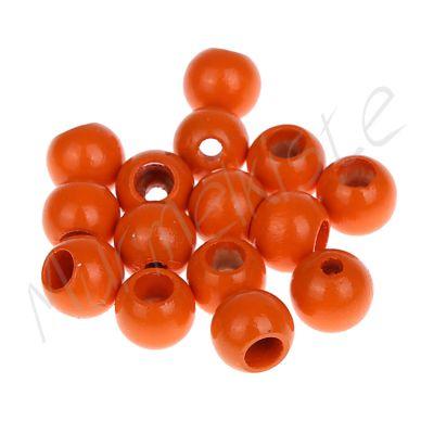 Sicherheitsperlen 10mm • 30 Stück 'mandarin' 0 auf Lager
