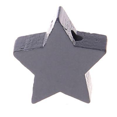 Motivperle Stern mini 'grau' 1976 auf Lager