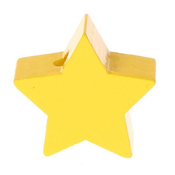 Motivperle Stern mini 'gelb' 2235 auf Lager