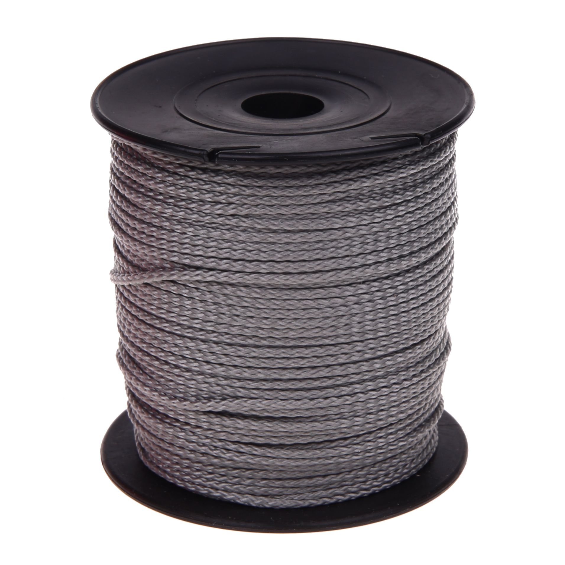Polyester-Faden Ø 1,5mm • 1 Meter 'grau' 3362 auf Lager