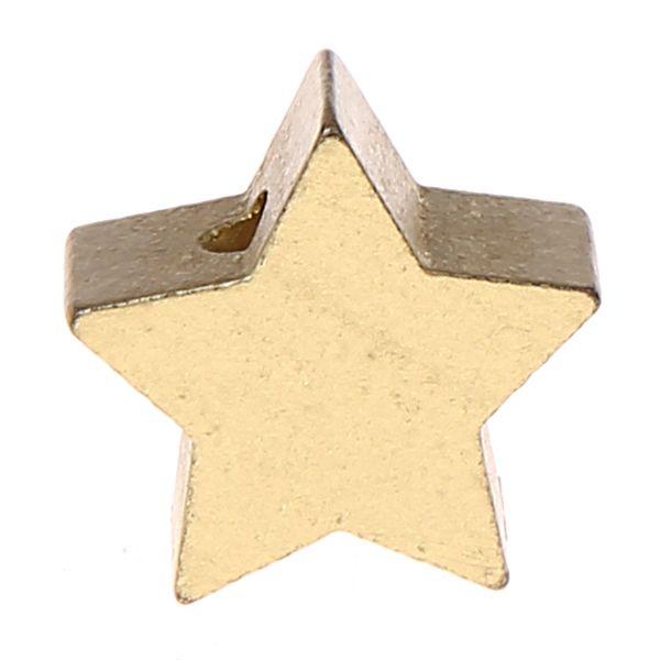 Motivperle Stern mini 'gold' 199 auf Lager