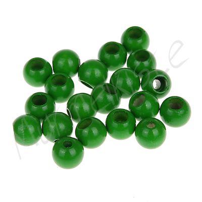 Sicherheitsperlen 10mm • 30 Stück 'grün' 131 auf Lager