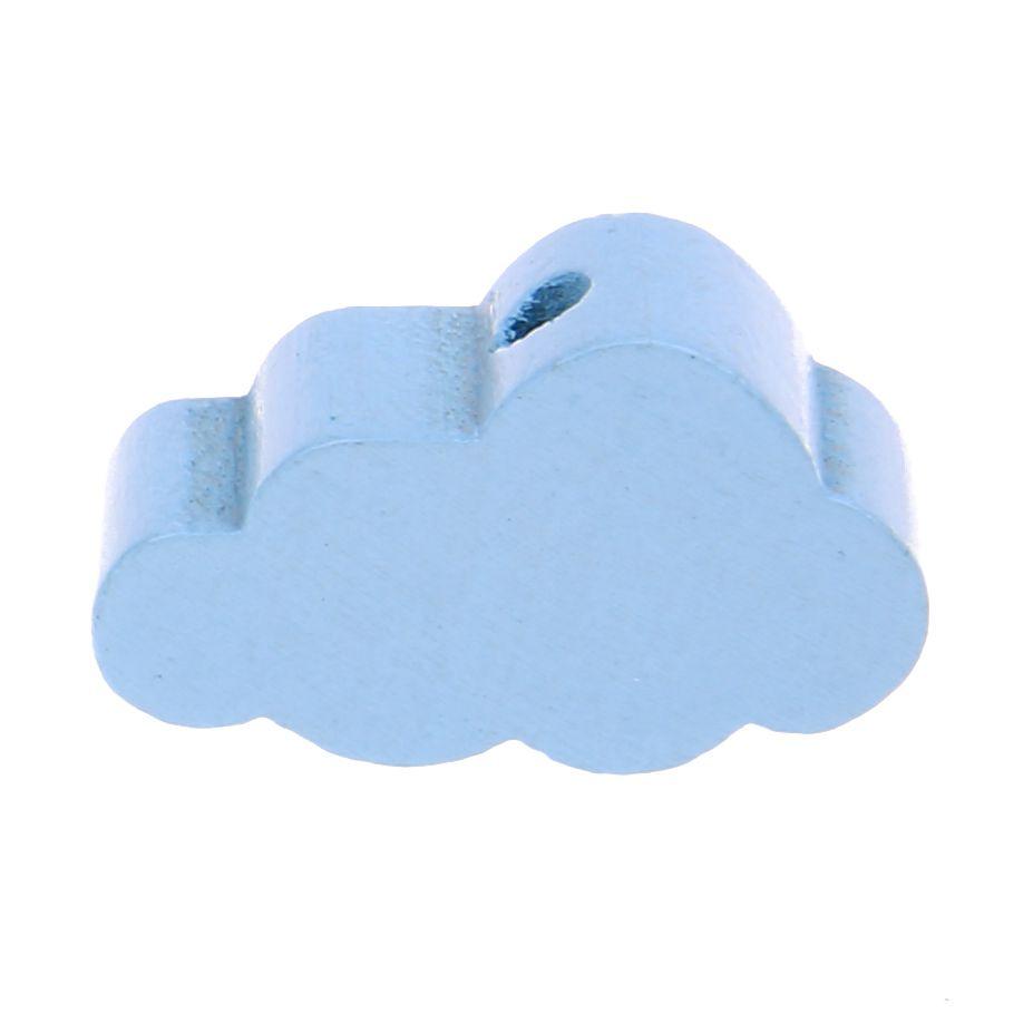 Motivperle Wolke 'babyblau' 1370 auf Lager